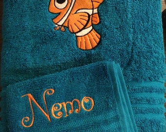 Finding Nemo Towels