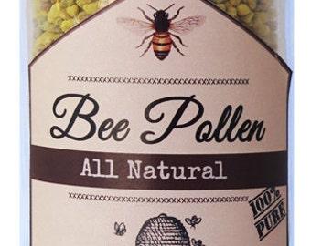 All Natural 100% Bee Pollen ~ FRESH!  5 oz