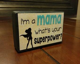 Superpower Block