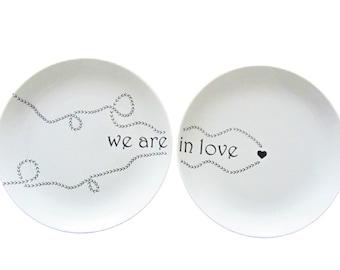 """Lolipoparts- """" In Love"""" Design Plate"""