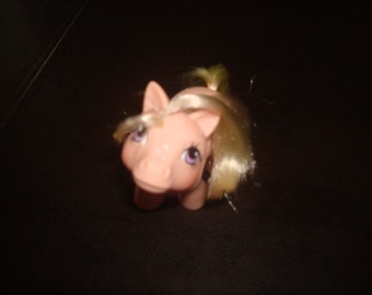 Cotton Candy Baby My Little Pony Vintage G1