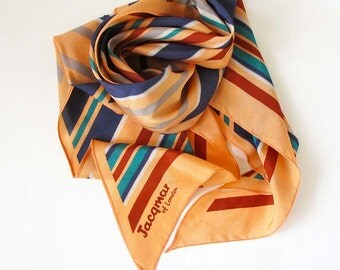 Vintage scarf by Jacqmar London