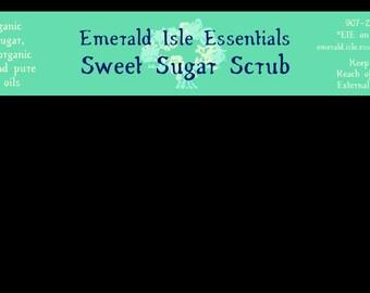 Sweet Sugar Scrub