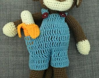 Monkey & Banana Toy