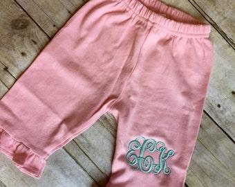 Baby Girl Ruffle Pants