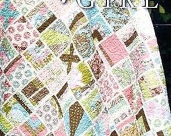 Uptown Girl quilt pattern, Carolina Patchworks Designs