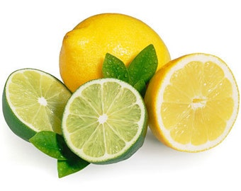 Citrus: Lemon + Lime