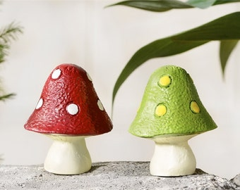 Mini Red Toadstool