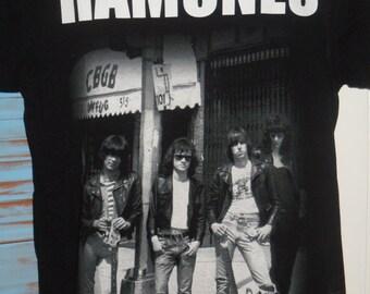 Black Ramones Tshirt