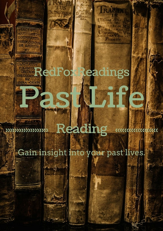 Past Life And Karmic Tarot By Edain Mccoy: Past Life Reading By RedFoxReadings8 On Etsy