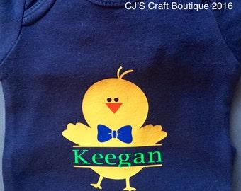 Cute Chick Infant Bodysuit