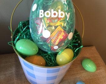 Personalized Giant/Jumbo Easter Egg
