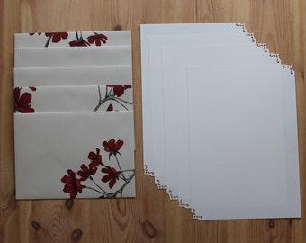 Lined envelope | Etsy