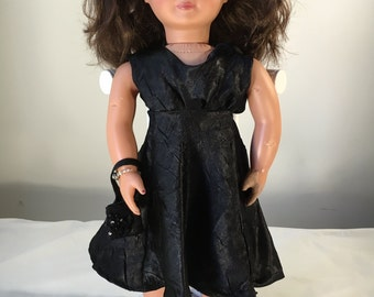 "18"" Doll Saturday Night Out Dress"