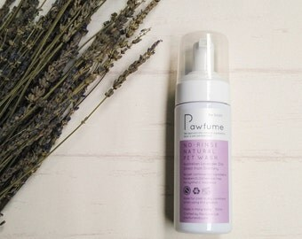 No-Rinse Natural Dry Shampoo|For Dogs