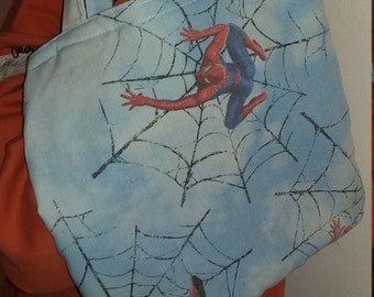 Spiderman Tote Bag.
