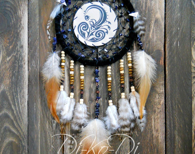 Pendant car, Dream catcher for car, keychain, zodiac, scorpio, Dreamcatcher, Dream catcher, large dream catcher, dream catcher large