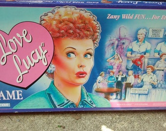 """Vintage """"I Love Lucy"""" Board Game"""