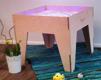 Light & Sand Box