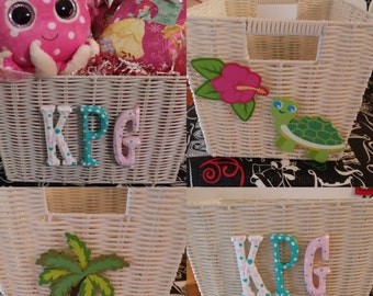 Beach Baby Shower/Gift Basket