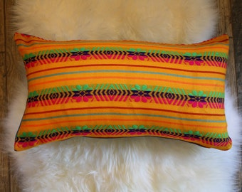 Boho Lumbar Pillow Cover