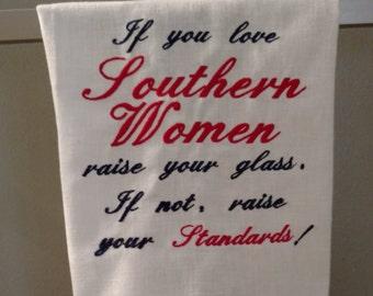 Southern Dish Towel