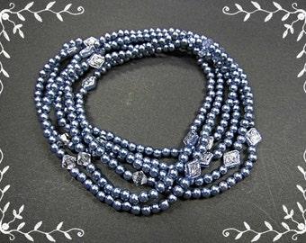 XXL endless chain 146 cm Lariat Necklace