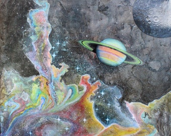 Interstellar Nebula
