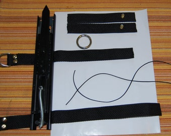 full metal hidden blade 1 black