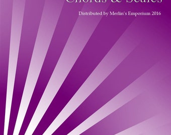 Ukulele Chords and Scale Book (16-page PDF)