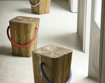 Portable Wood Stools