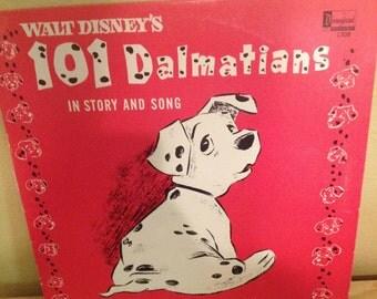 101 Dalmatians Record Album