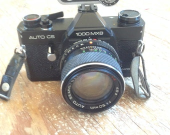 Sears Auto CS 1000 MXB Vintage Camera