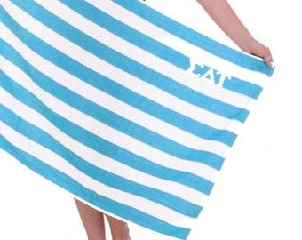 Sigma Delta Tau Towel Stripes