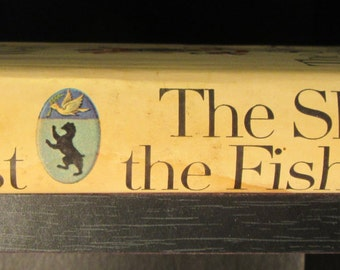 Vintage copy of The Shoes of the Fisherman by Morris L. West