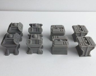 Star Wars Imperial Assault Terminal Tokens