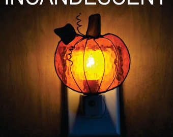 Autumn Pumpkin Night Light
