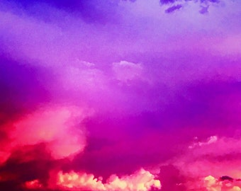 Sunset Sky #1