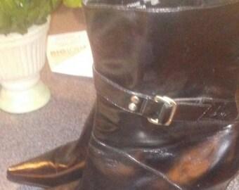 Nine west stiletto boot