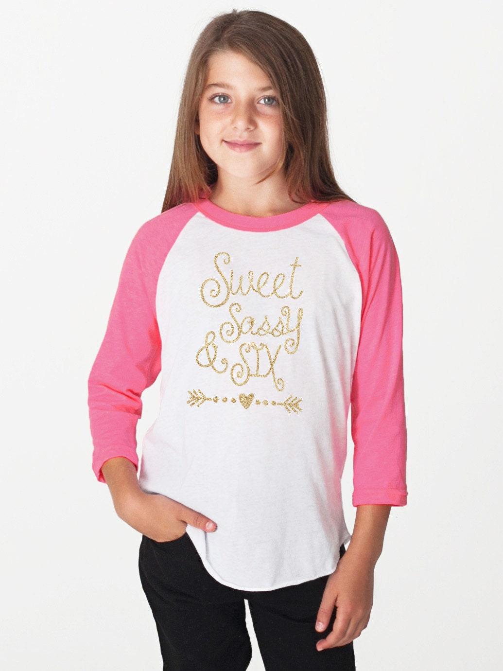 Two Sassy Birthday Girl Shirt / Baby Girl Clothes 2 Year Old |Sassy Birthday Shirts