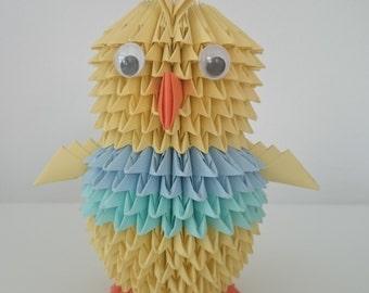 Chick - Handmade Origami with FREE Giftbox