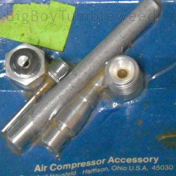 Vintage Campbell Hausfeld Air Compressor : Campbell hausfeld inflator kit air compressor accessory
