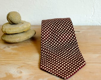 Vintage tie, DIOR Necktie, Mens accessories, Mens tie, Gift for him, Mens necktie, Silk tie, wedding tie, Boho tie, Hipster tie, groom,