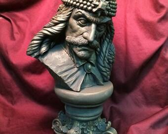 Vlad the Impaler Bust!!!!!!!!!!!!!