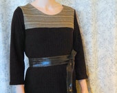 Stick Shift Dress SMALL-M...
