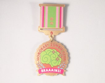 Zombie Medal