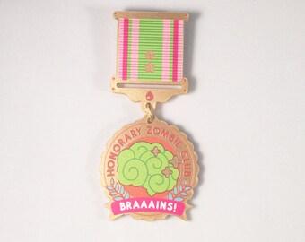 Zombie Medal *SALE*