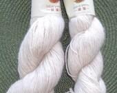 Knitting yarn - Lotus Yarns MIMI - 100% Mink - 2 Skeins  - 300m per skein