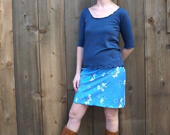 Lizzy Skirt ~ Organic Cotton ~ Made to Order