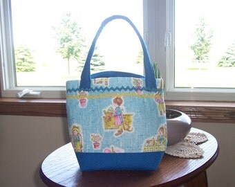 Cute Little Tote Bag for Children